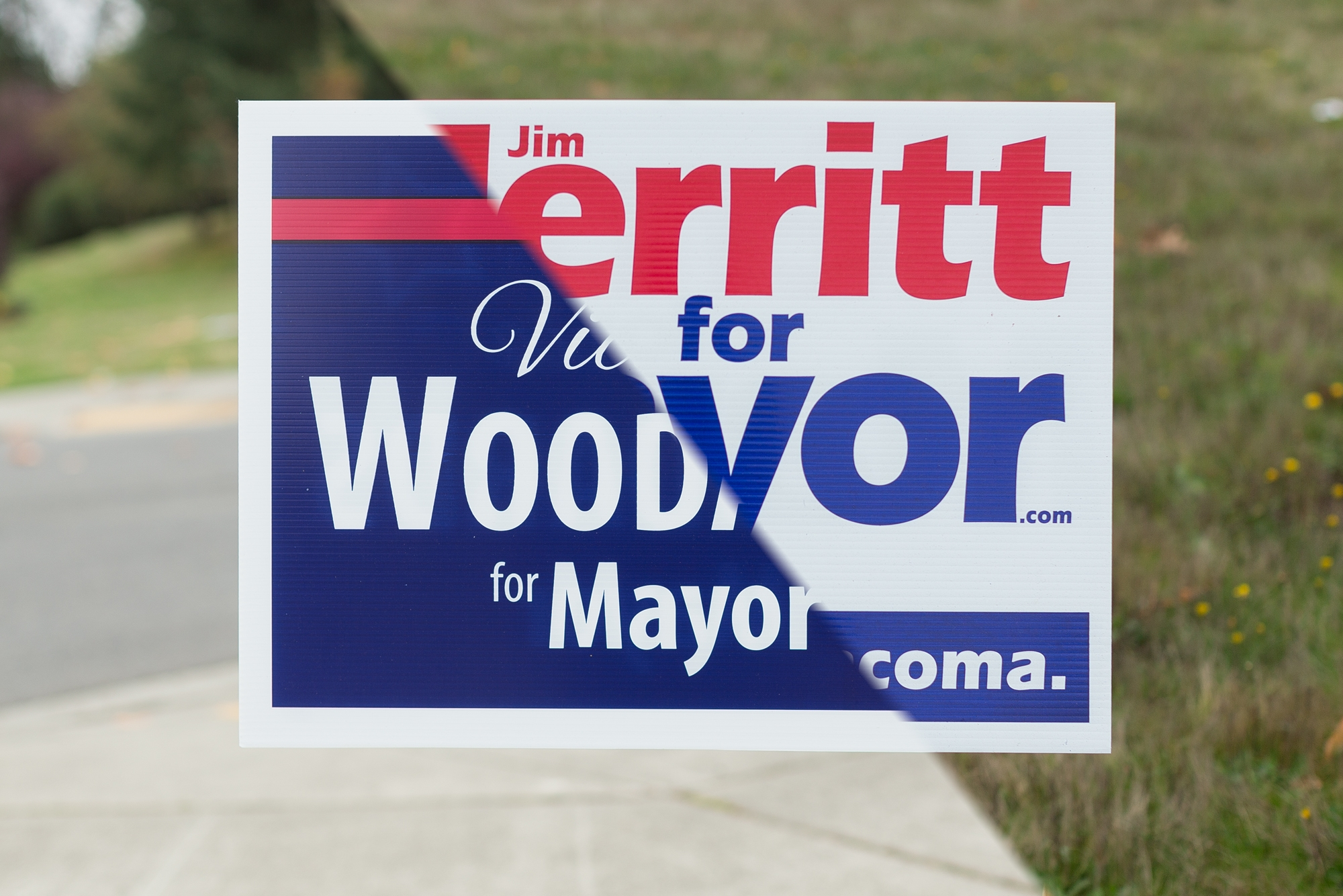 Merritt or Woodards? A Guide to Tacoma's Mayoral Candidates