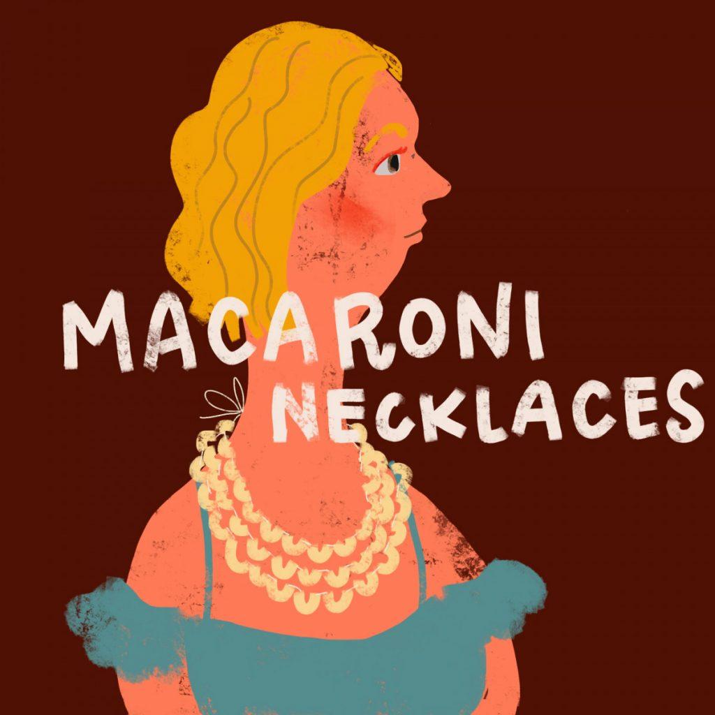 Macaroni neclaces
