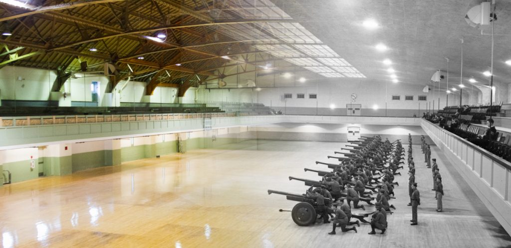 An Inside Look at Tacoma's Historic Armory