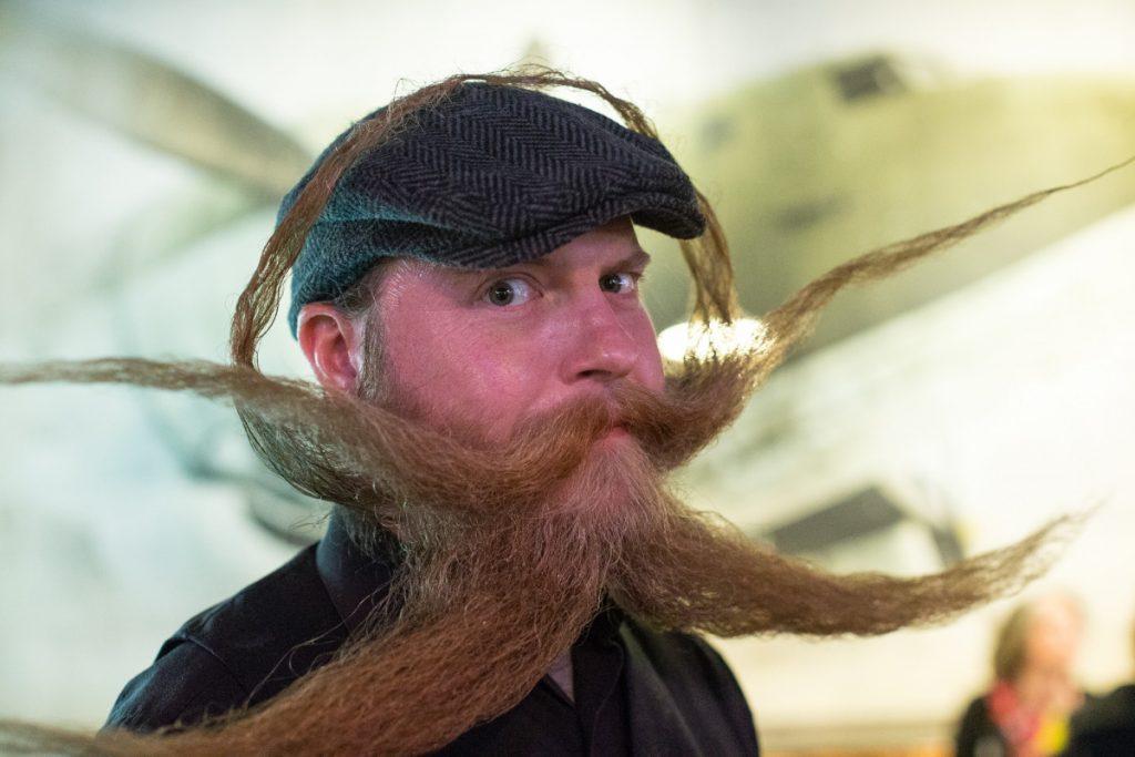Washington, Oregon, and Canada Walked Into a Bar. Things Got Hairy.