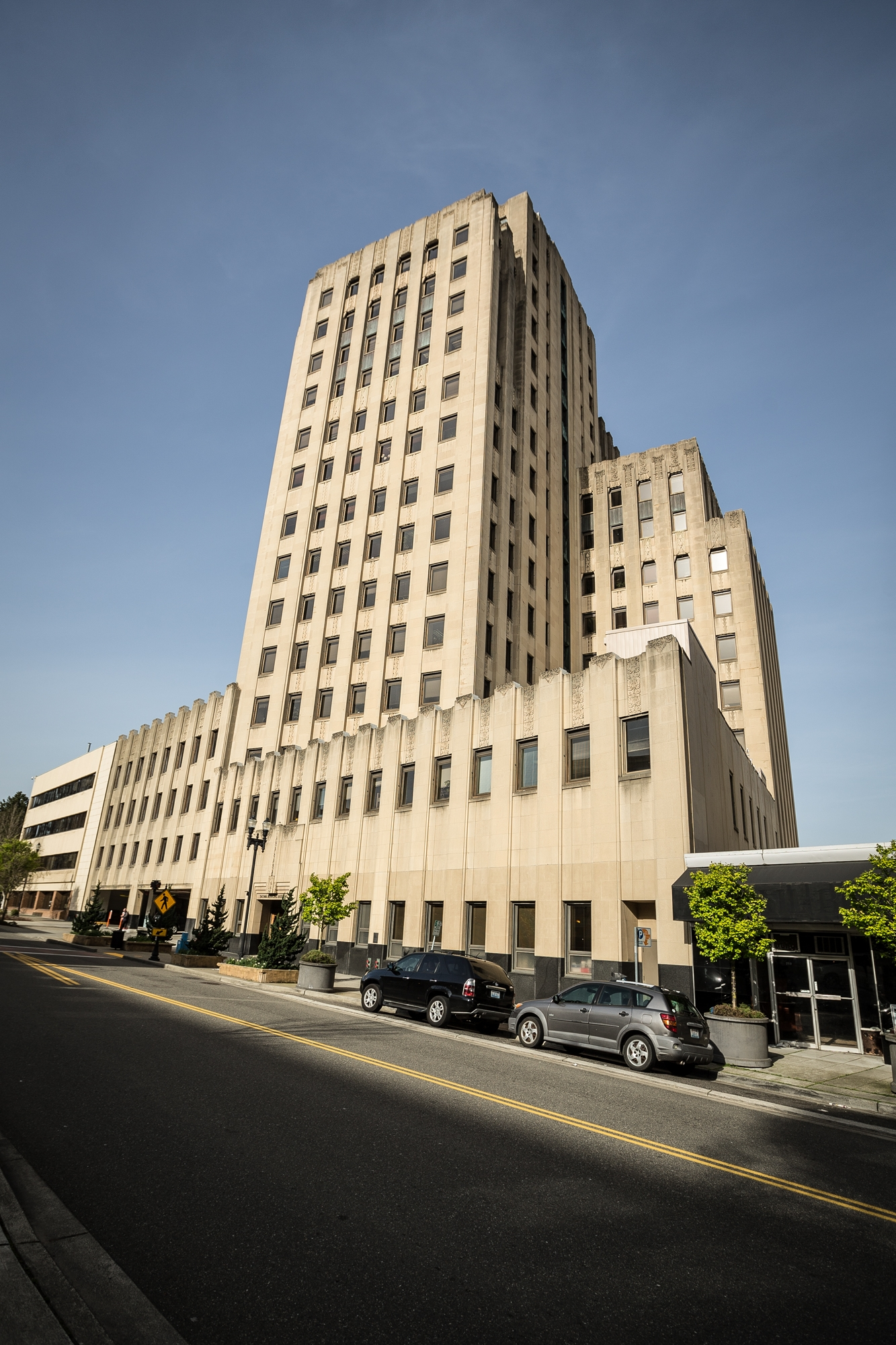 Tacoma Mayors office