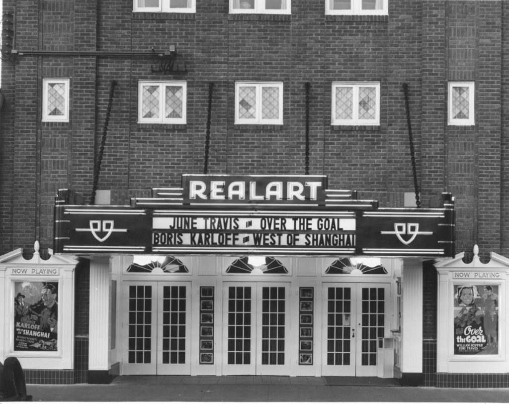 A Rare Look at the Remnants of Tacoma's Realart Theater