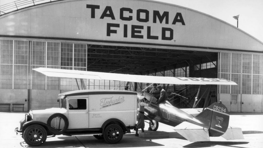 89 Years Ago Tacomans Were Obsessed With Flying to Tokyo