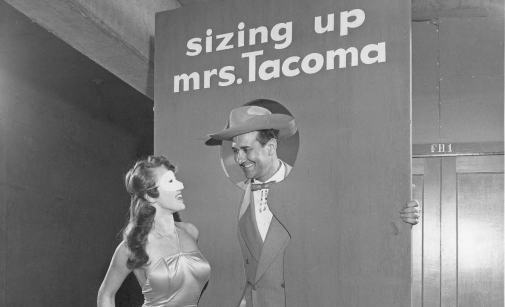 Here's What It Took to Be Named the Perfect Mrs. Tacoma Housewife in 1955
