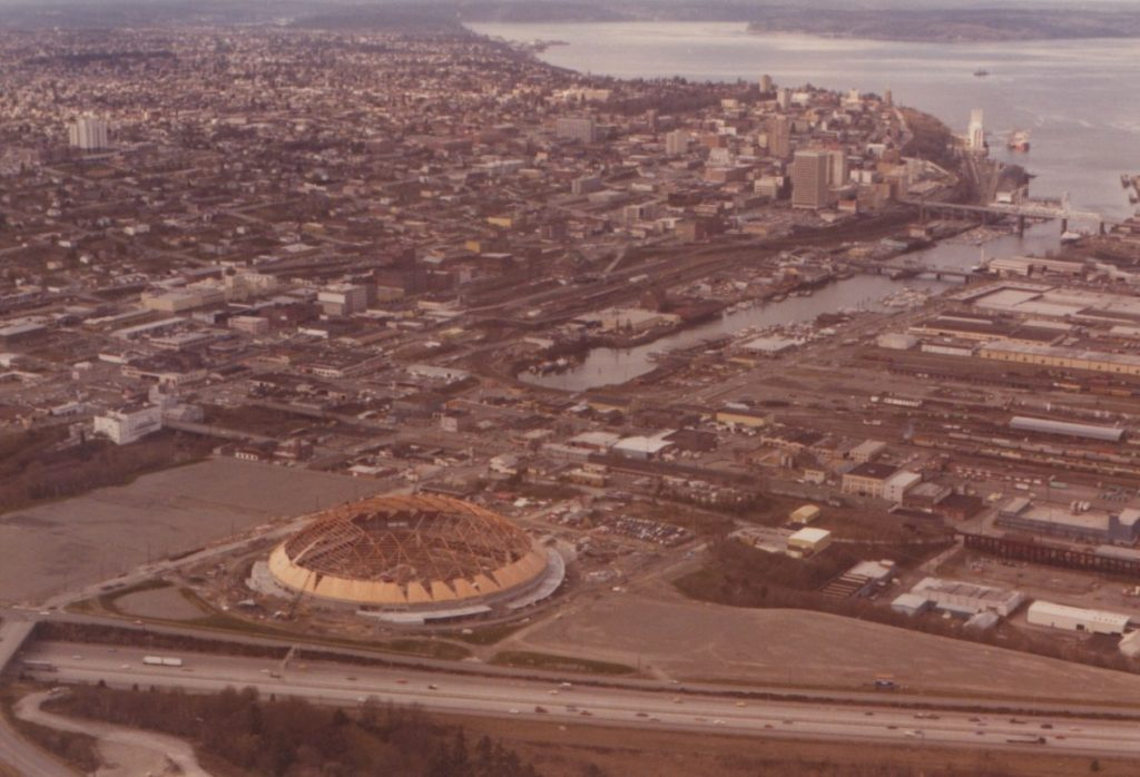A Dome of Our Own: The Tacoma Dome Story - GRIT CITY MAGAZINE