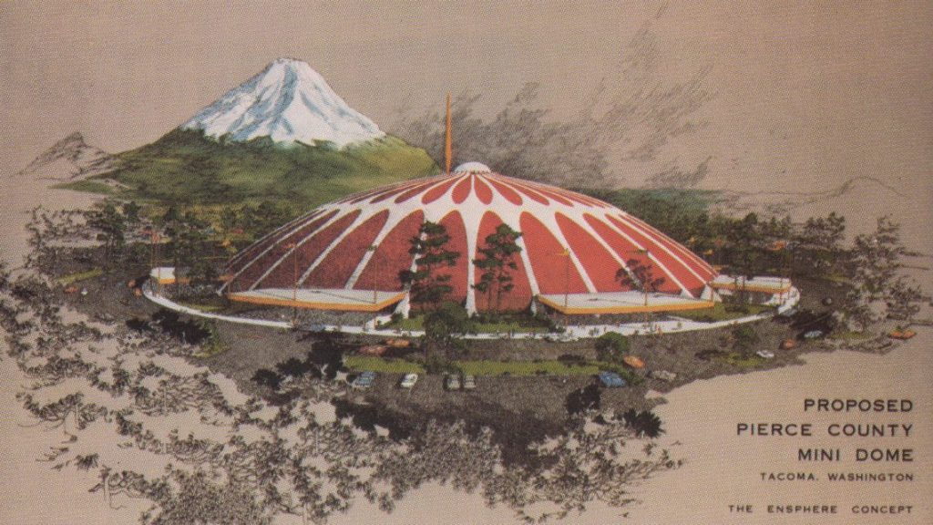 A Dome of Our Own: The Tacoma Dome Story