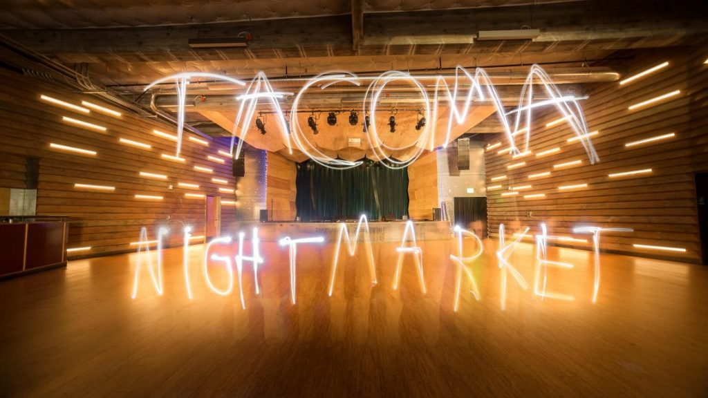 Everything You Need to Know About the Tacoma Night Market's New Home