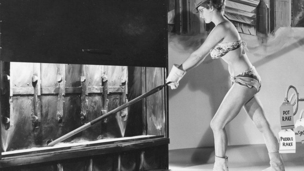 1955 Tacoma: Safety via Bikinis at Kaiser Aluminum