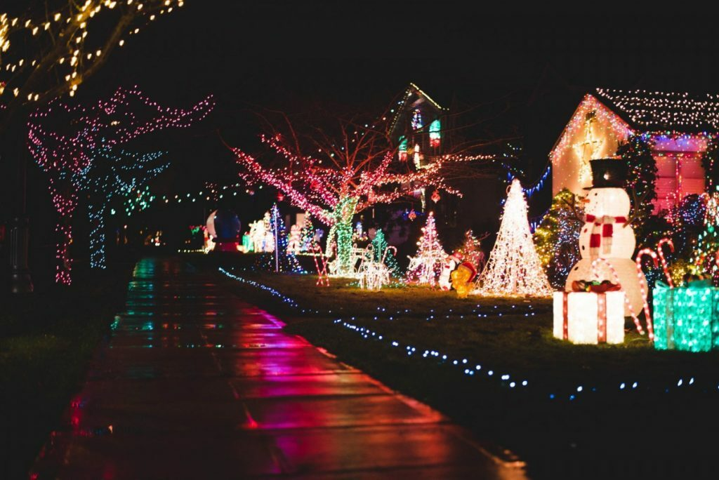 Drive Through Christmas Lights Near Me.Where To Go For The Best Christmas Light Displays In Tacoma