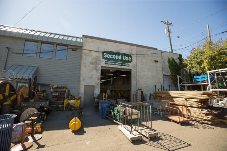 Meet Tacoma's Architectural Salvage Saviors - GRIT CITY MAGAZINE